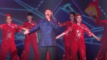 朱之文和一群红衣妹子又唱又跳, 《今儿高兴》, 好欢乐!