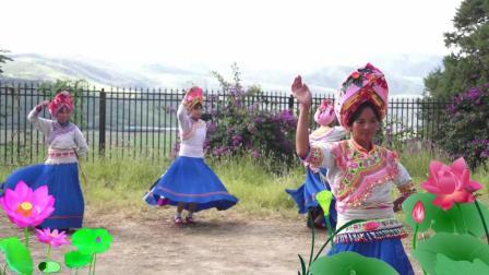 傈僳族舞蹈《一年十二调》跳的潇洒