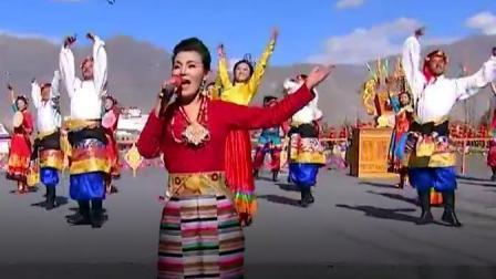 次仁央宗《北京的金山上》, 载歌载舞, 好听好看!