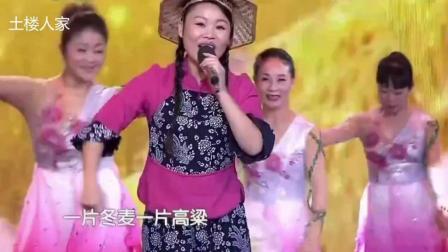 草帽姐深情演唱《在希望的田野上》, 杨洪基都叫好!