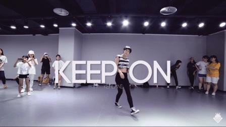 """TOPKING WORKSHOP, KANATA编舞""""Keep On - Kehlani"""""""