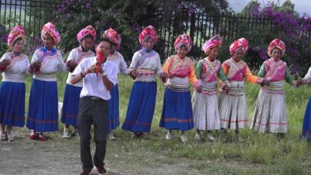 傈僳族原生态葫芦笙歌舞