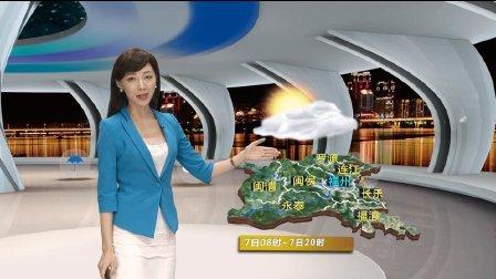 U-Studio 展示 | 天气预报