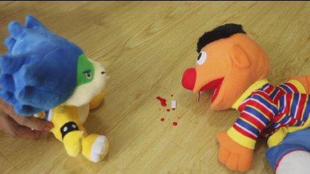 马里奥玩偶剧:安仔的牙齿掉了