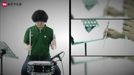 架子鼓教程:单击的演奏方法和技巧插图
