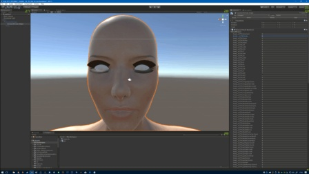 Daz3D Studio角色表情导出到Unity3d Morphs to Blendshapes 工作流程中文视频教程