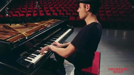 音乐无界: 著名钢琴家Peter Bence演奏《女王-现在不要阻止我》
