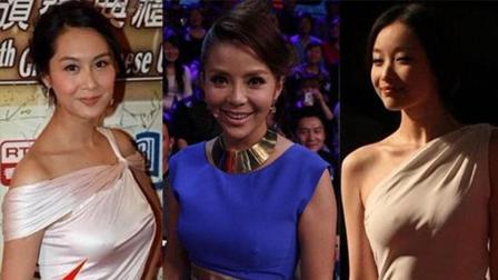 盘点娱乐圈疑似不穿内衣玩性感凸点的10大女星