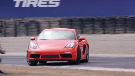 保时捷Porsche 718 Cayman S最快圈速