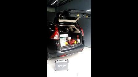 电动尾门本田CRV安装视频案例 TPSUV分享4008858040