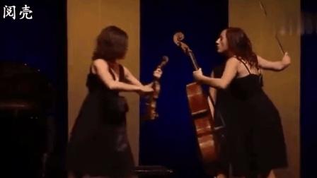46【阅壳音乐】音乐家在舞台上吵架打闹撕B, 观众却看得直欢呼呐喊为其助威
