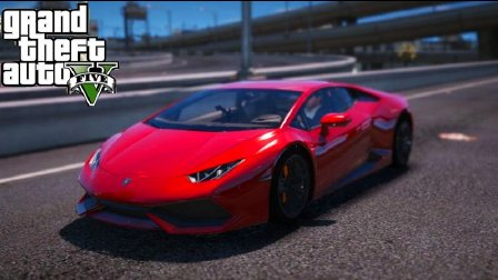 【小斯解说】GTA5 MOD系列丨最新款兰博基尼LP610-4急速狂飙&体验GTA生活 大闹洛圣都!模组 下载 GTA5