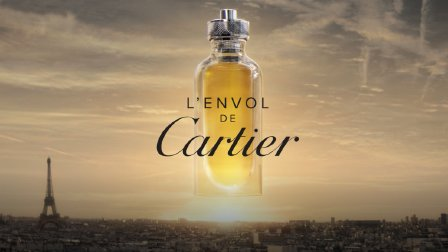 卡地亚L'Envol de Cartier天驭男士香水