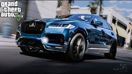 【小斯解说】GTA5 MOD越野党系列丨最新款捷豹F-PACE 全方位越野SUV 越野测试&最新款宝马X5M 越野测试 模组 下载 GTA5
