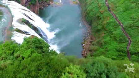 大地飞客: 亚洲最高瀑布, 中国最美的地方之一