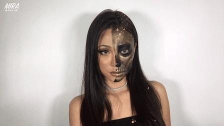 骷髅妆|Mira