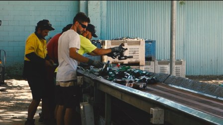 澳洲打工度假 第6集 土澳卖废品是怎样一种感受
