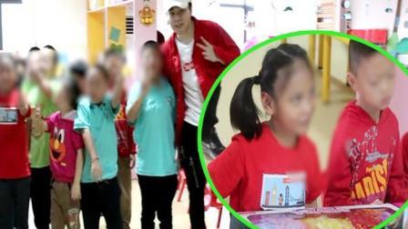 中国网红捐助20名残疾孤儿!