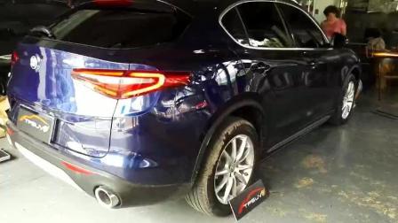 TPSUV天派汽车科技 阿尔法罗密欧智能电动踏板效果好赞 分享4008858040