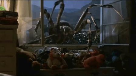 蜘蛛变异泛滥成灾和人类对峙实力相当, 但输在了人类的智慧之下