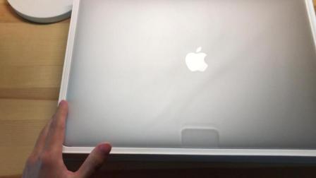 娱乐评测开箱之Macbook pro 16款