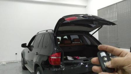 豪华再造07-13款宝马X5 E70智能电动尾门 轻松驾驭后备箱 TPSUV分享4008858040