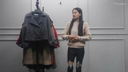 10月19日 杭州越袖服饰(尼料系列)多份 20件 1800元