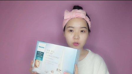 多功能洁肤仪UGC视频1