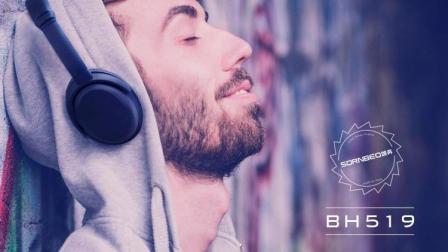 蓝牙主动降噪耳机 颂奔BH519 新一代降噪耳机