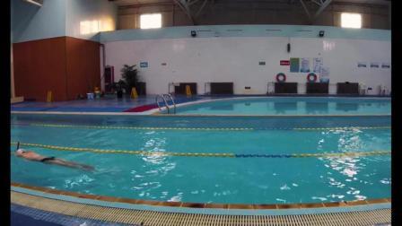 游泳基础会这招, 离学会不远了