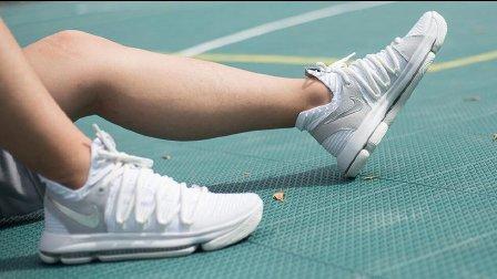 《速尔鞋评》Nike Zoom KD 10 EP篮球鞋