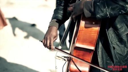 音乐无界: 著名小提琴家林赛斯特林与美国纯人声乐团合奏!