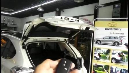玩斯巴鲁XV 没有电动尾门怎么行 TPSUV天派科技分享40088580040