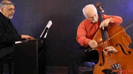 音乐无界: 贝斯与大提琴合奏《匈牙利舞曲》
