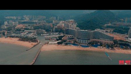 像素格子Studio出品:燕兰熹2017海天盛筵大梅沙豪华游艇会