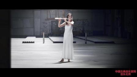 音乐无界: 美女幻想长笛独奏作品38号D大调, 唯美梦幻又好听!