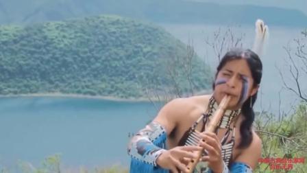 音乐无界: Leo Rojas《最后的莫西干人》MV, 天籁箫声!