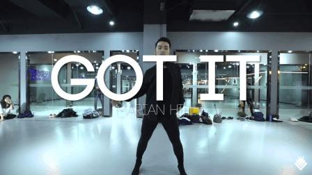 """快舞吧&TOPKING 2017海量推荐Dance Camp 阔少老师课程""""GOT IT"""""""