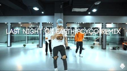 """快舞吧&TOPKING 2017推荐Dance Camp Ming老师课程""""LAST NIGHT ON EARTH FCYCO REMIX"""""""