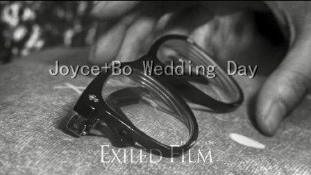 ExiledFilm | Joyce+Bo 婚礼快剪