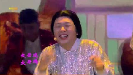 杜海涛模仿刘欢演出喂鸡  这表演我笑哭了