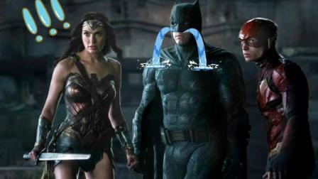 三分钟看完《正义联盟》 超人满血复活
