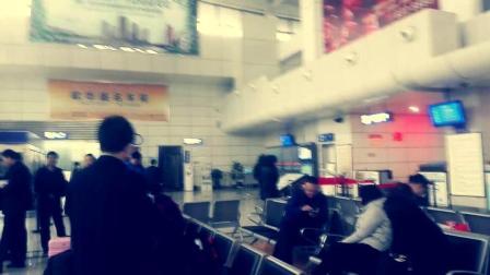 走进甘肃天水飞机场