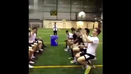 足球还能这么玩 意想不到的足球操作