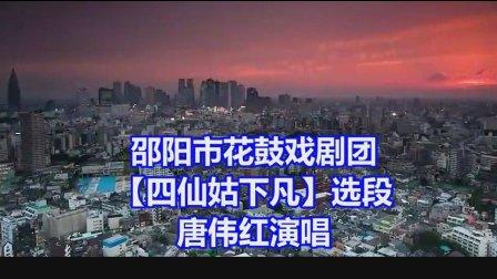 邵阳花鼓戏【四仙姑下凡】选段 唐伟红演唱 34-21