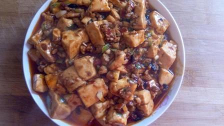 做菜视频: 麻婆豆腐的做法大全视频
