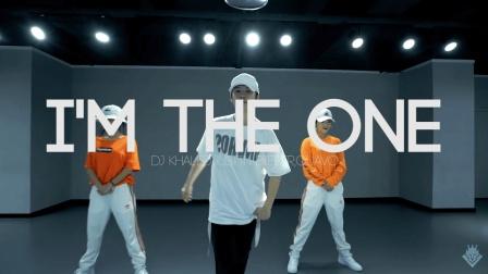 "TOPKING裤子老师编舞""I'm the One"""