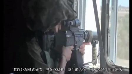 全球两款无托短突步枪, 以色列TAR21与中国95B, 谁是室内作战首选