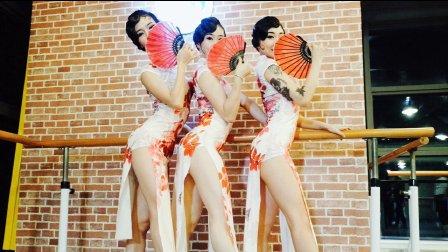 舞蹈【最后雅致】表演学员:张晓荃 罗晶  刘彦宏  孙科舞蹈工作室
