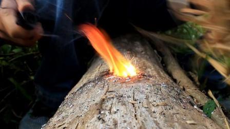 5分钟学会所有打火石的使用方法, 还不会的可以放弃了